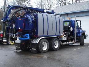 City Of South Portland Pipe Cleaning